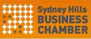 Sydney Hills Business Chamber Logo