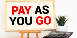 Checking your Pay As You Go Instalments